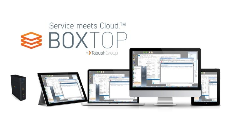 Boxtop by Tabush Group - Service Meets Cloud
