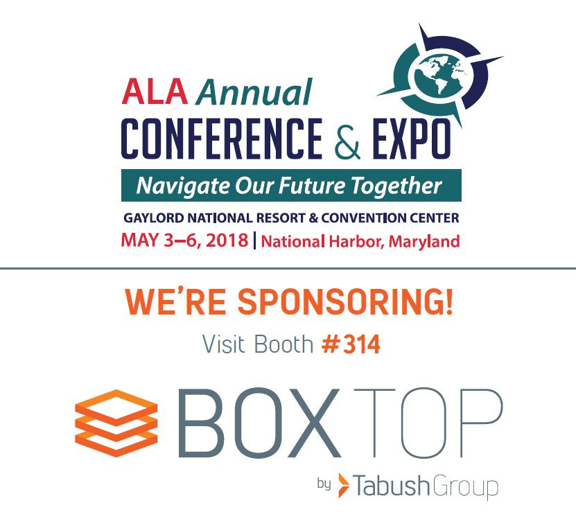 See You at the ALA Annual Conference & Expo 2018