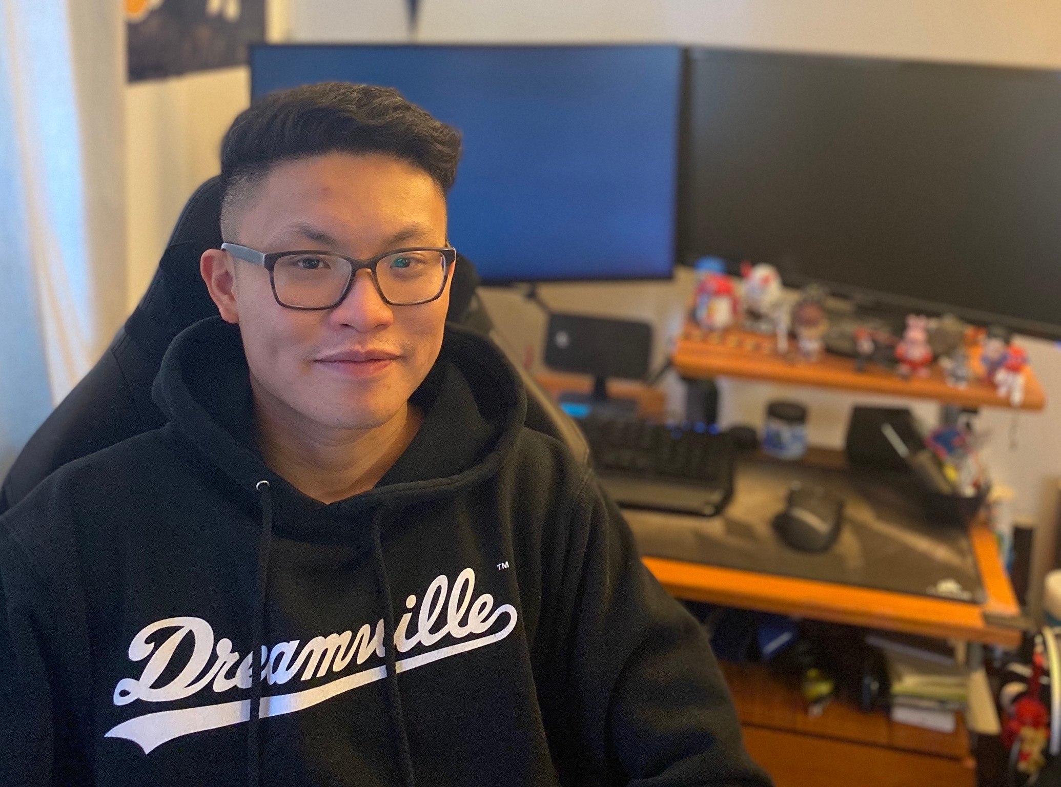 Quarantine Profile - Ronald Chu