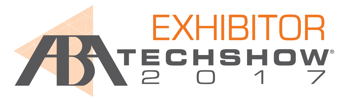 We'll be at the 2017 ABA TECHSHOW!